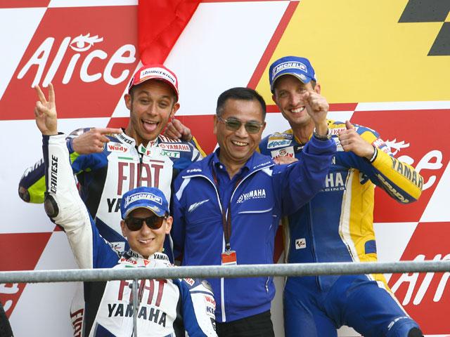 MotoGP. Yamaha, Suzuki y Honda: hablan sus máximos responsables