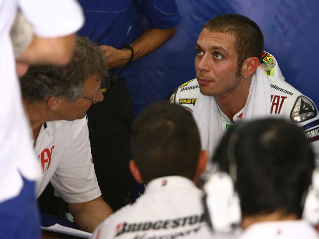 "Rossi (Yamaha): ""Creo que Kawasaki ha aprovechado para decir basta"""