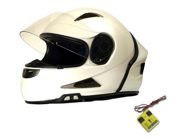 Motards Sant Cugat vende el casco con Airbag