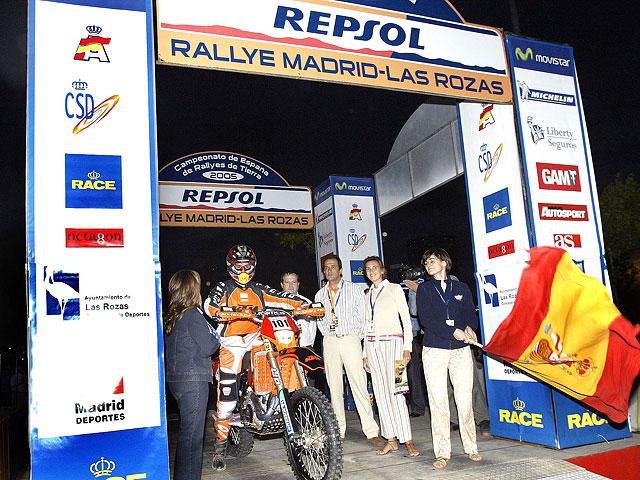 Aplazado el Rallye de Madrid-Las Rozas