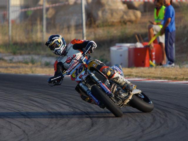 Inauguración del circuito de Supermotard de Motorland Aragón