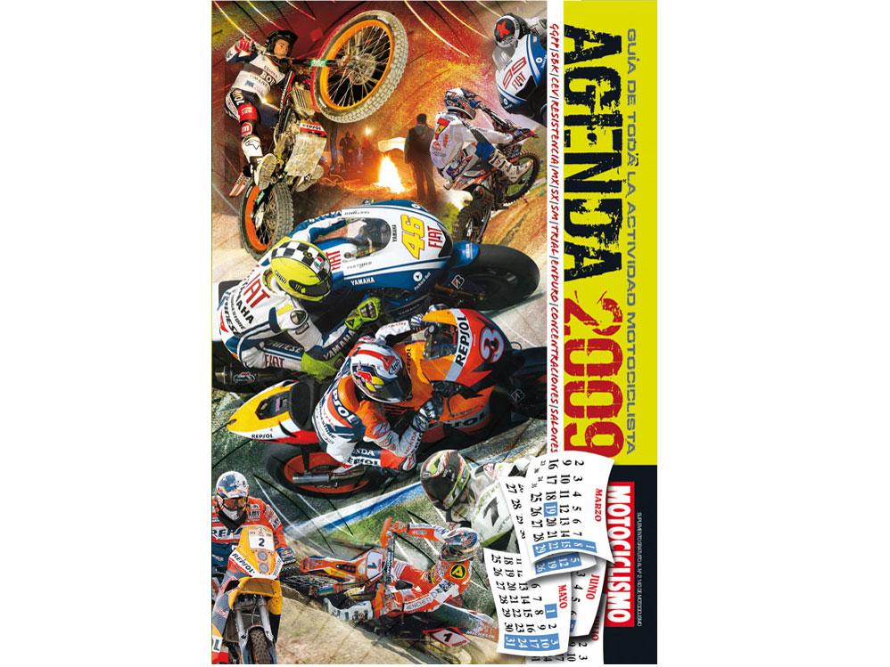 Agenda 2009 Motociclismo