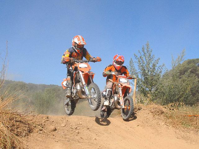KTM Arcarons Escuela Off-road