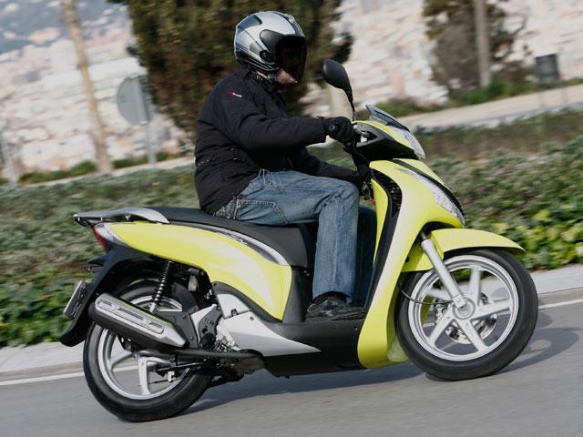 Matriculaciones de motos y ciclomotores: caen las ventas un 60,36 por ciento