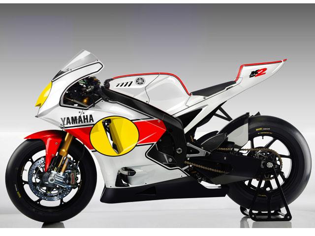 Yamaha YZR-M2