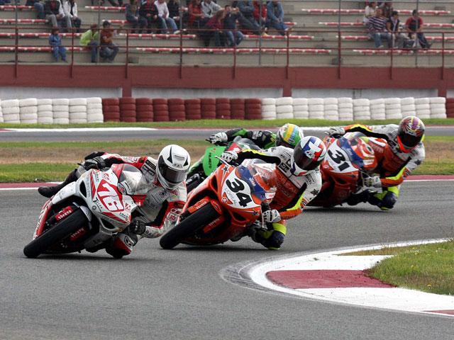 El Campeonato de Europa de Velocidad vuelve a Albacete