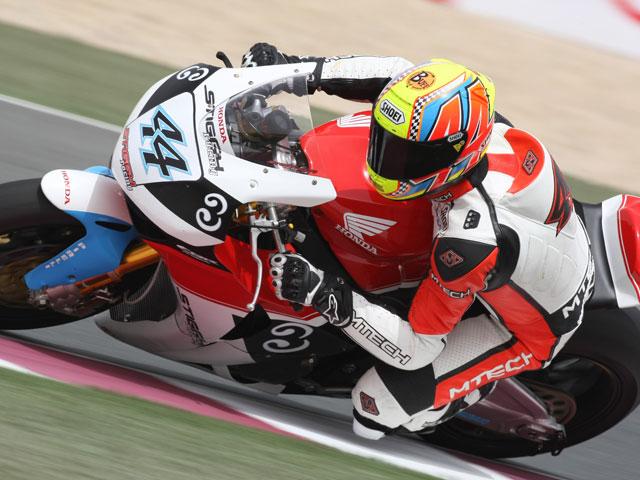 Roby Rolfo (Honda) dice adiós a Superbike