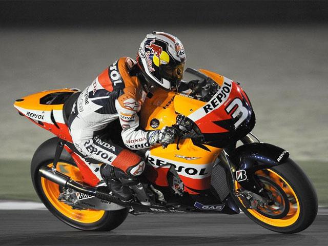 Dani Pedrosa (Honda) tendrá sustituto en los IRTA de Jerez