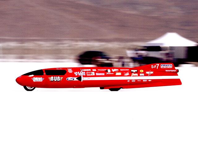 Nuevo récord de velocidad