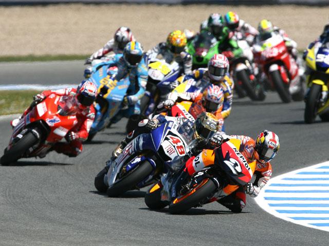 Los entrenamientos IRTA de Jerez en Motociclismo.es