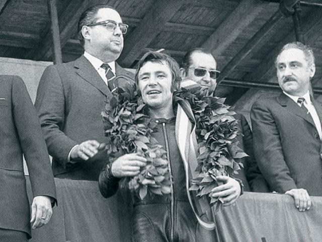 Angel Nieto recibió el Premio Nacional de Deporte por su carrera deportiva