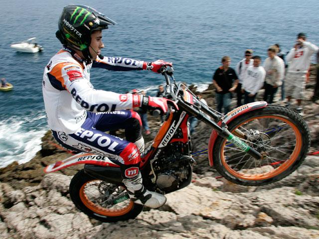 Comienza el Campeonato del Mundo de Trial Outdoor 2009