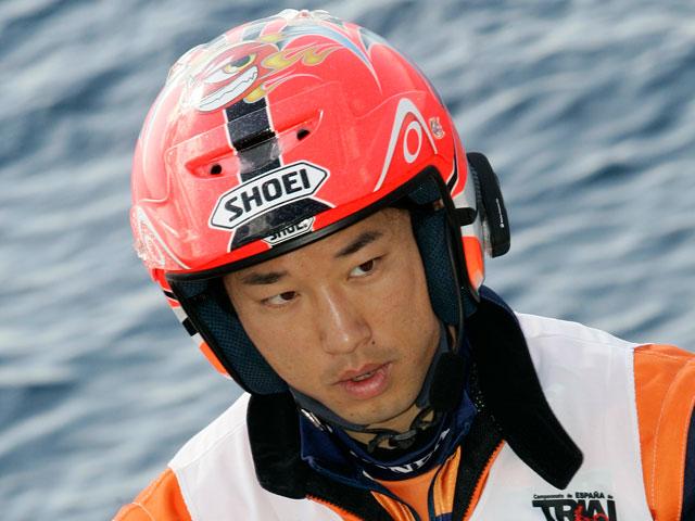 Takahisa Fujinami: Guerra fratricida en el Mundial de Trial 2009