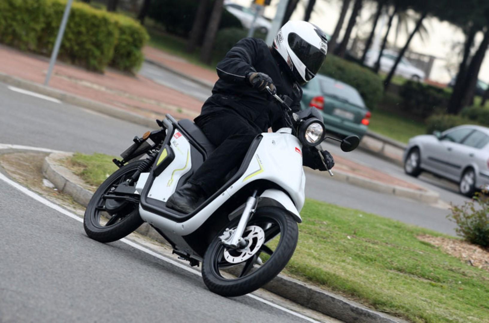 Rieju Mius: el nuevo ciclomotor eléctrico