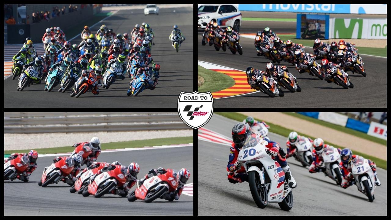 Road to MotoGP, la cantera global para triunfar en el Mundial de motociclismo