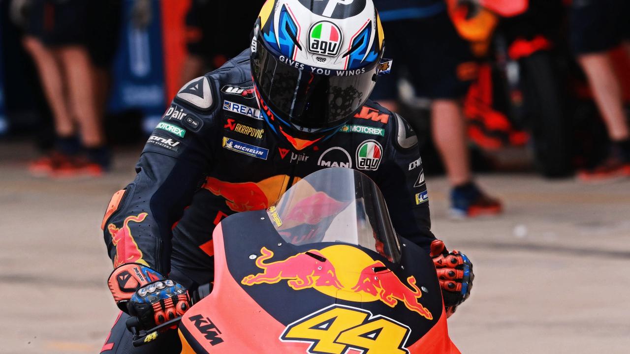Pol Espargaró renueva por KTM hasta 2020