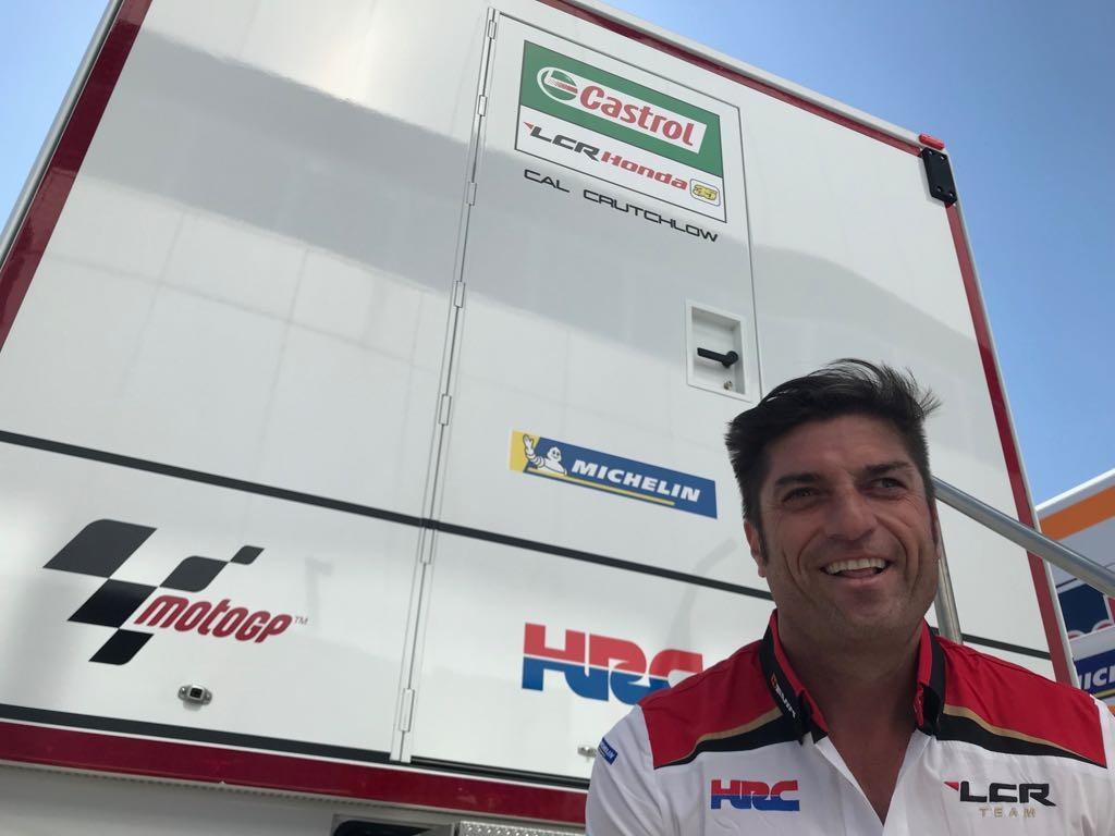 Oscar Haro comentará las carreras de MotoGP en Motociclismo.es