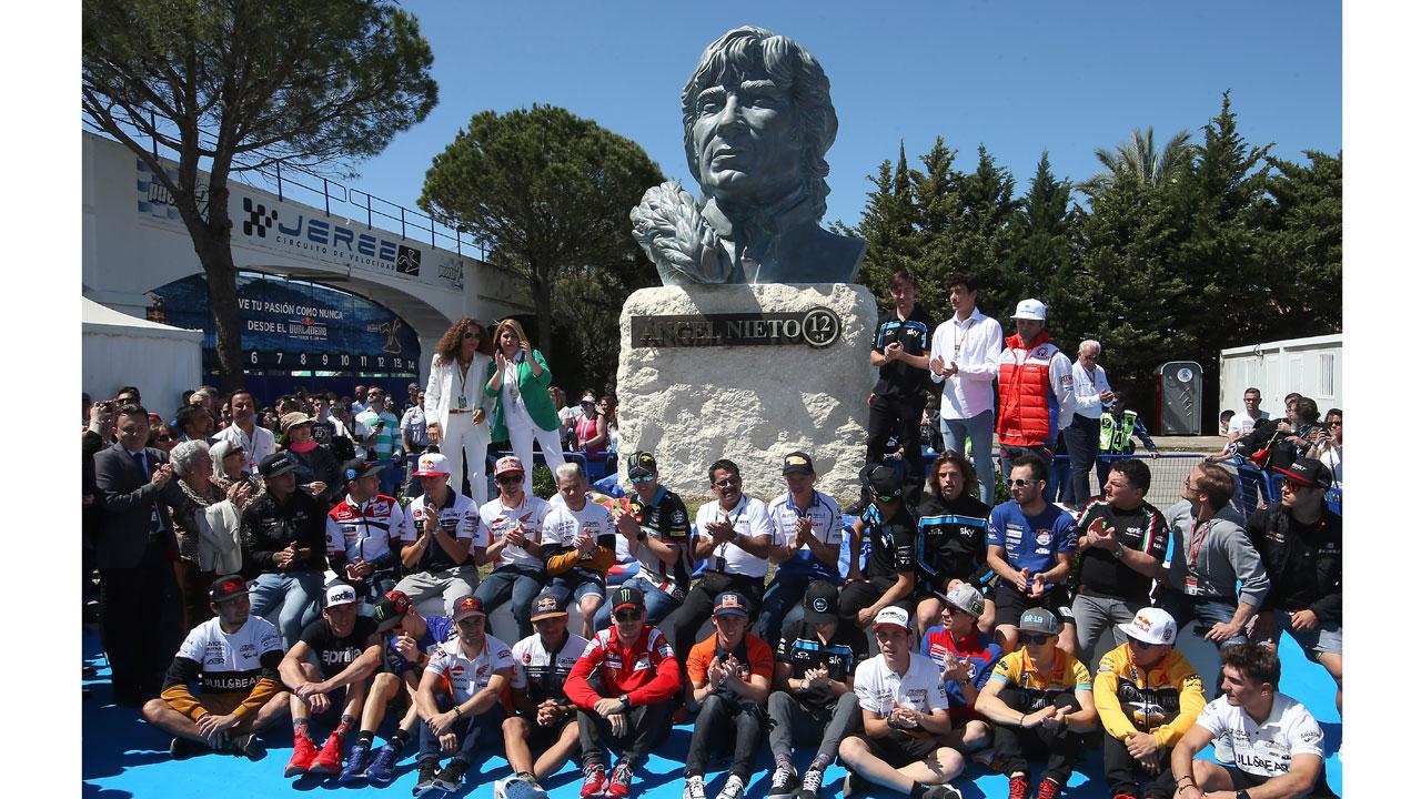 """Marc Márquez: """"Todo el mundo quiere ganar por primera vez en el circuito Ángel Nieto"""""""