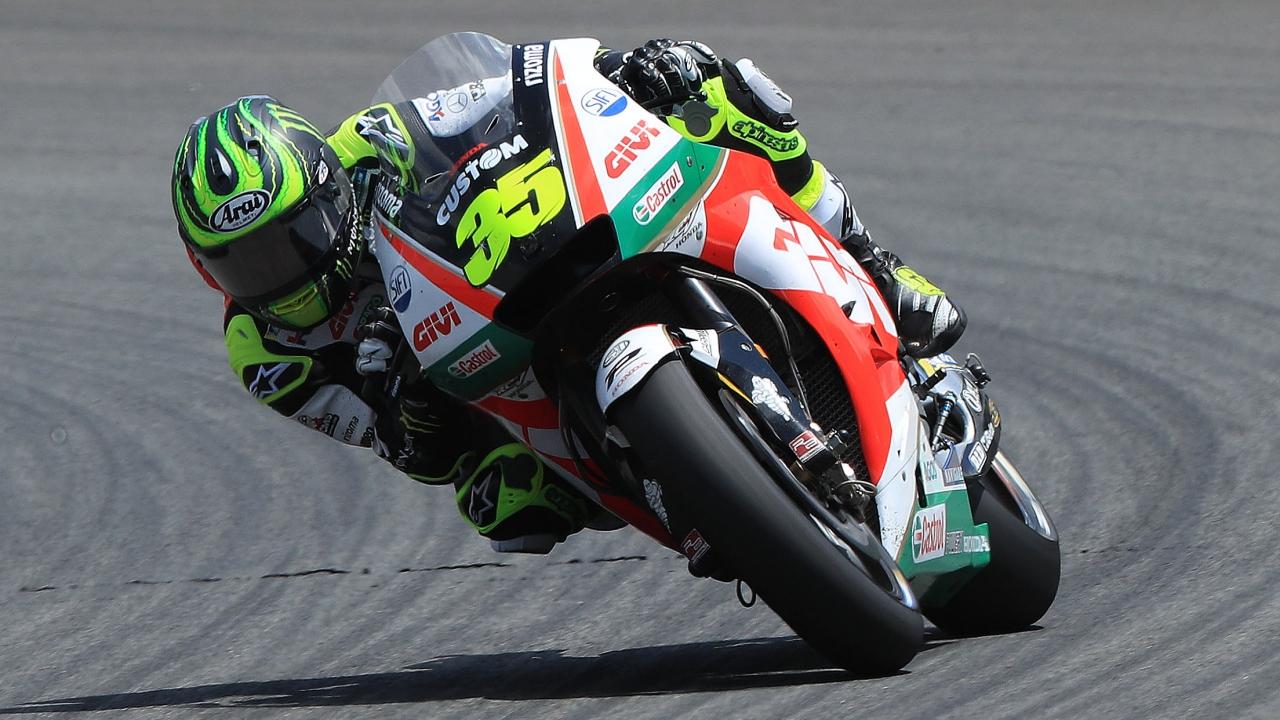 Cal Crutchlow y Dani Pedrosa lideran MotoGP en unos libres muy igualados en Jerez 2018