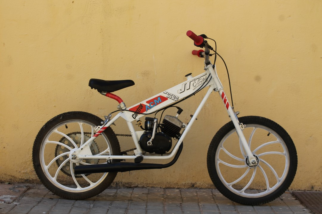Clásicas Cross: Motor-Bike JT Elías, 1990