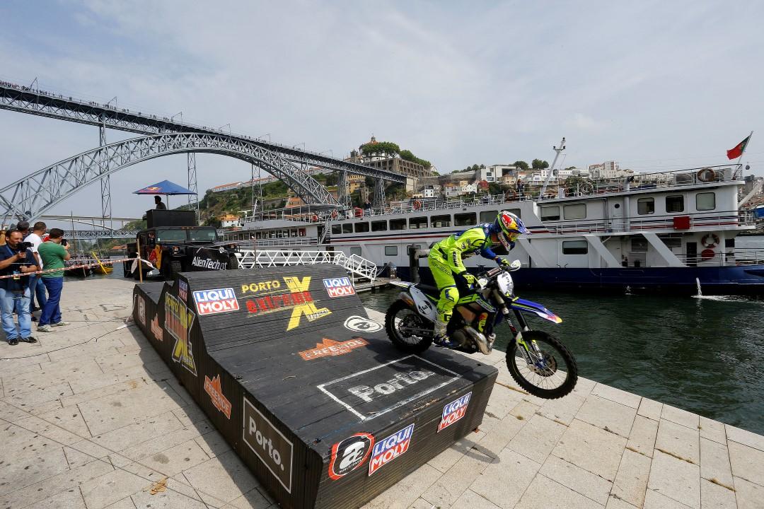 Inicio del World Enduro Super Series (WESS) en Portugal