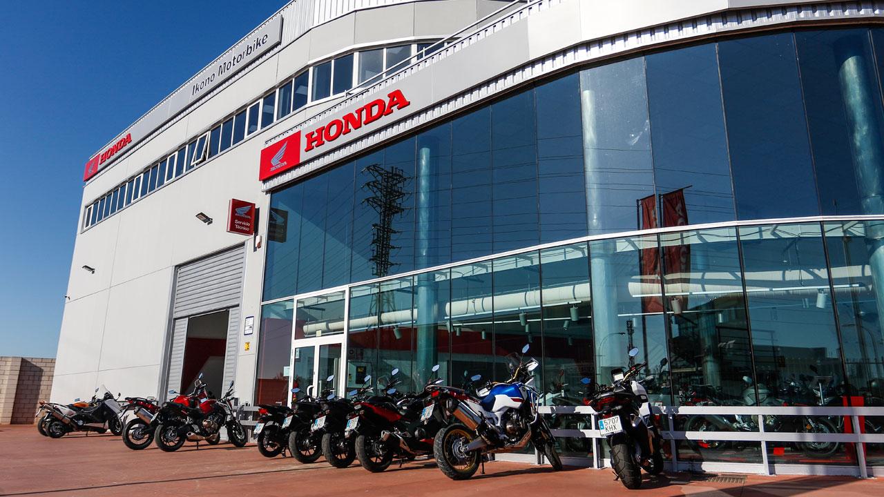 Nuevo concesionario Honda en Madrid