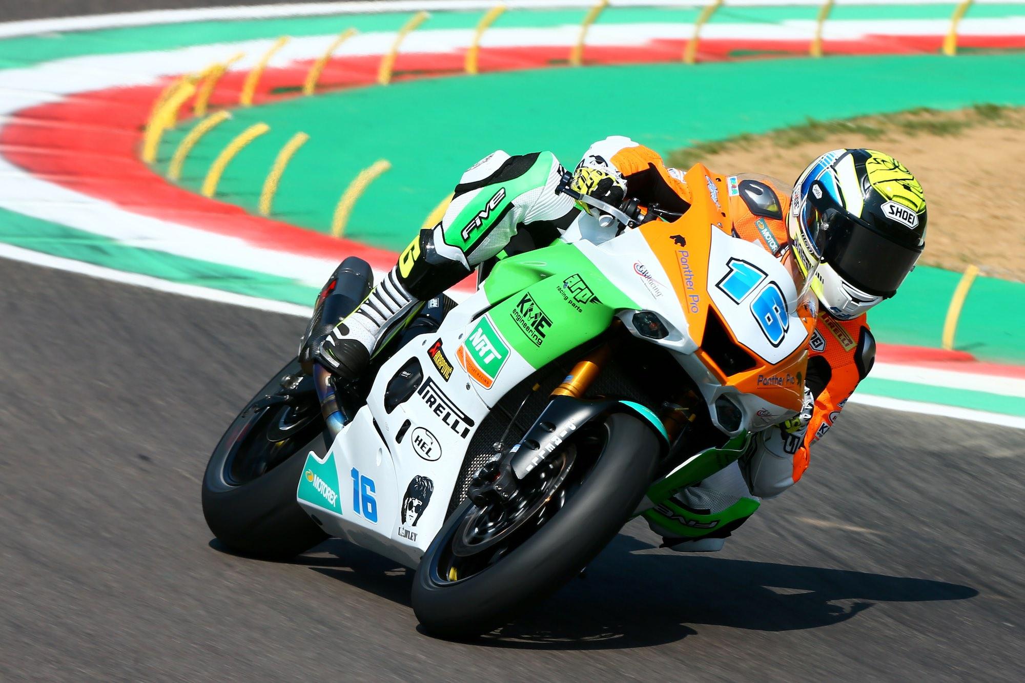 Jules Cluzel domina Imola en una carrera sin Kenan Sofuoglu
