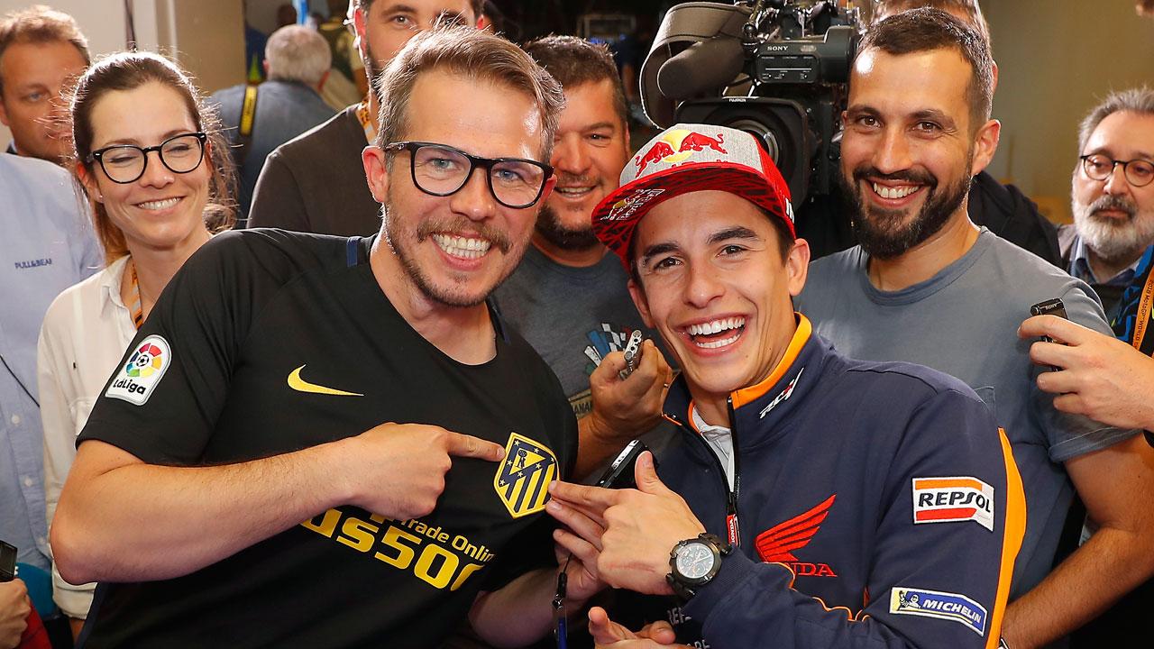 """Marc Márquez: """"Le Mans es una prueba de fuego… sobre todo para las Yamaha"""""""