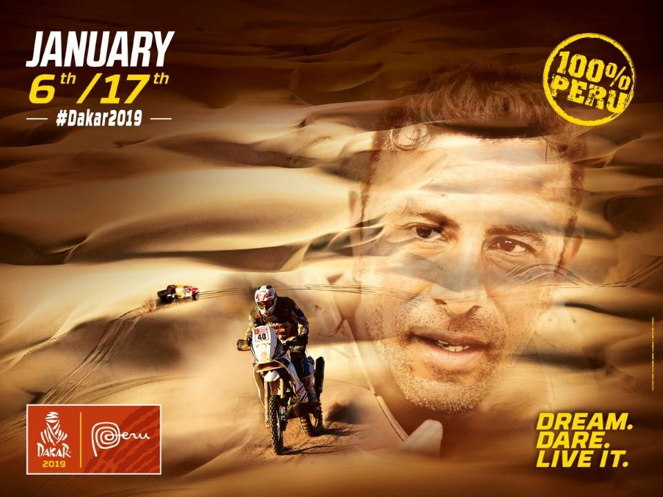 Rally Dakar 2019: diez etapas y un solo país, Perú