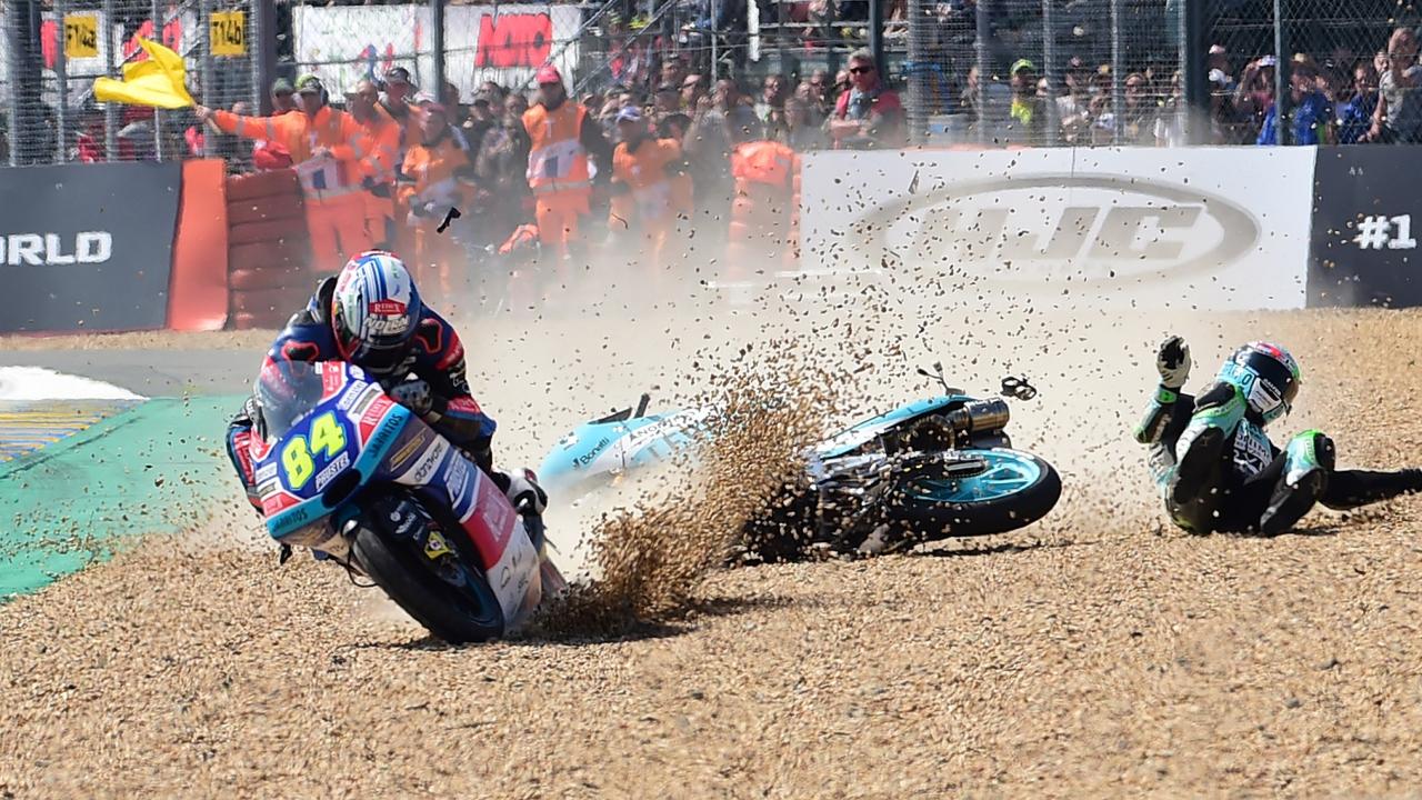 MotoGP 2018 – Píldoras Le Mans: La AN-91, un cambio de disciplina y un espectáculo injusto
