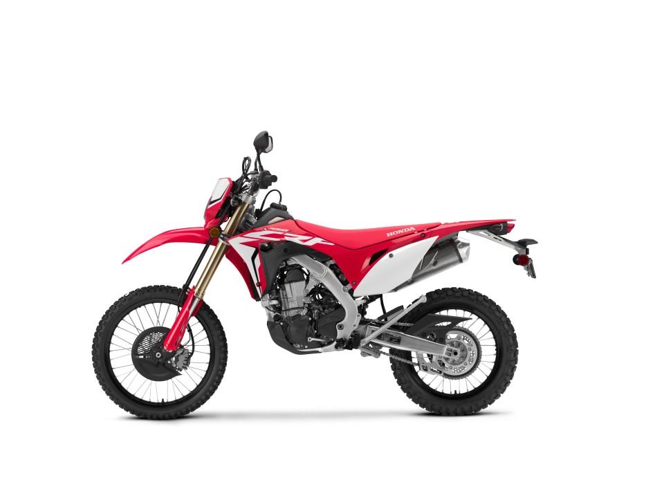 Honda revela su gama offroad 2019