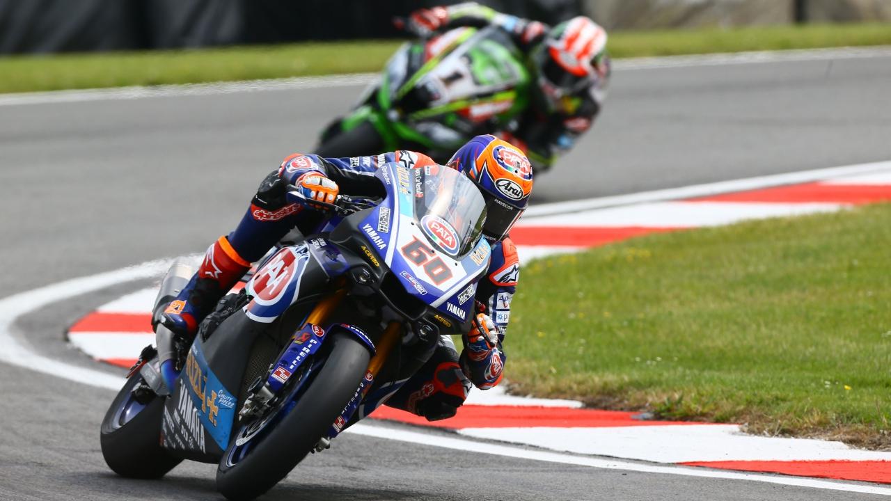 Michael van der Mark devuelve a Yamaha la victoria en Superbike seis años después