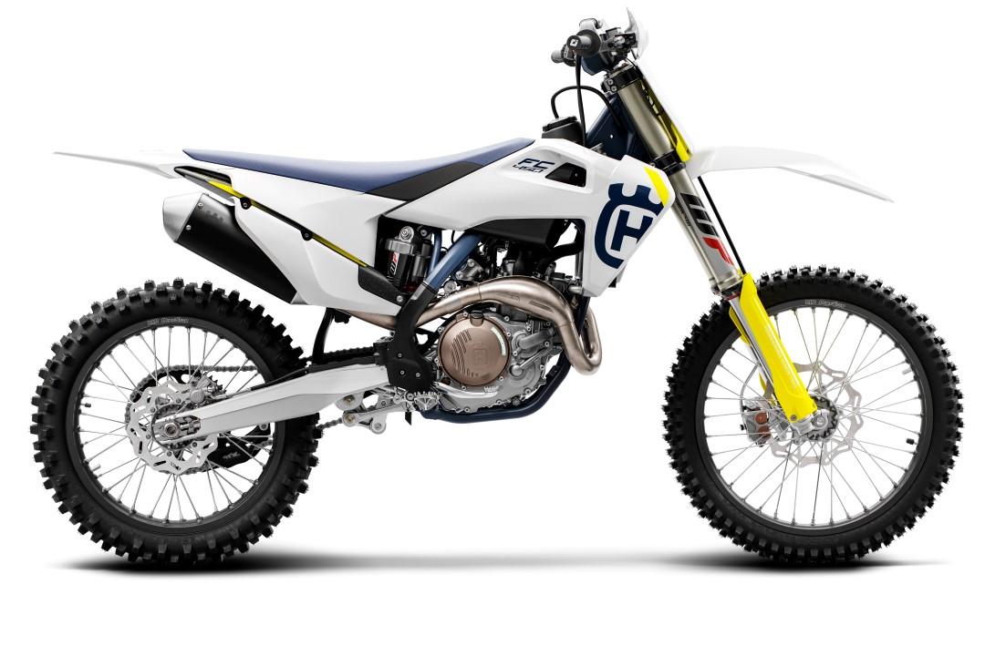 Husqvarna desvela sus modelos de motocross para 2019