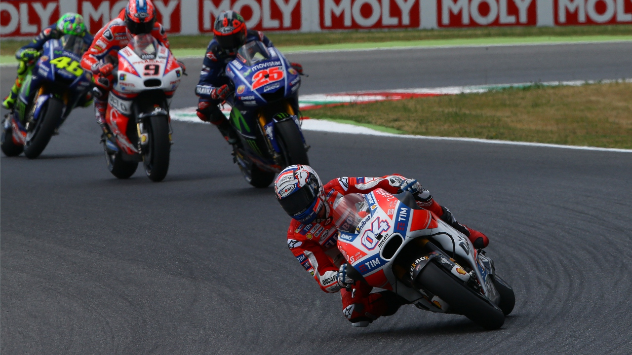 MotoGP Mugello 2018: Horarios, TV y links