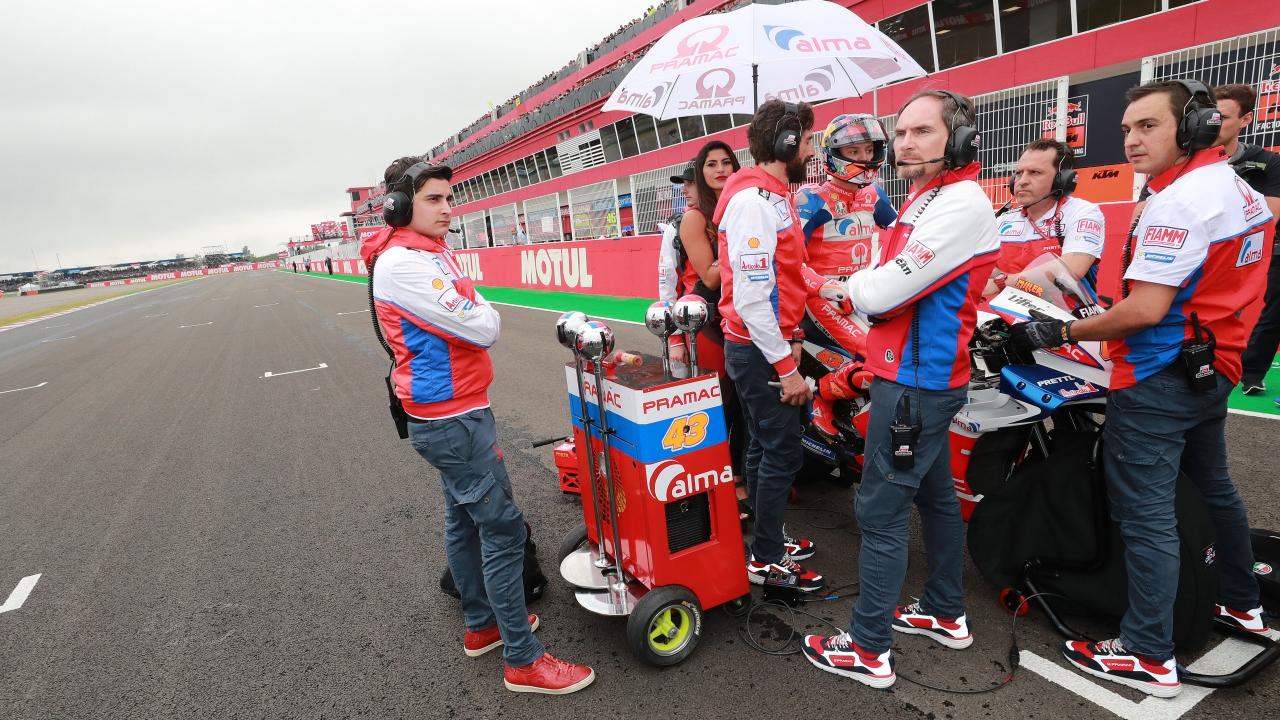 MotoGP anuncia cambios inminentes para el procedimiento de salida