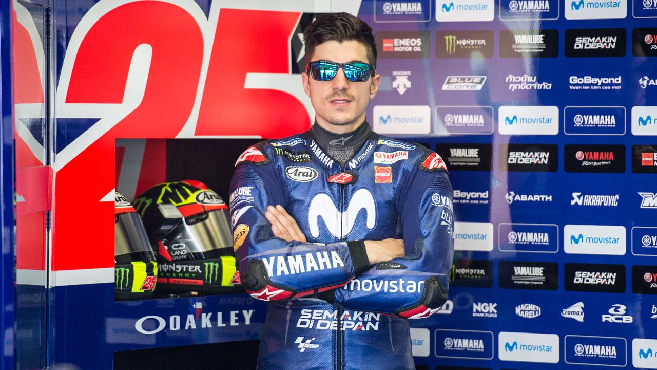 """Maverick Viñales: """"Tener a Lorenzo en Yamaha sería una gran ayuda"""""""