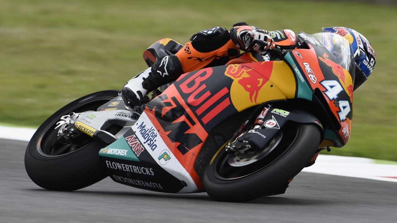 Miguel Oliveira gana un final trepidante en Mugello y Joan Mir repite podio en Moto2