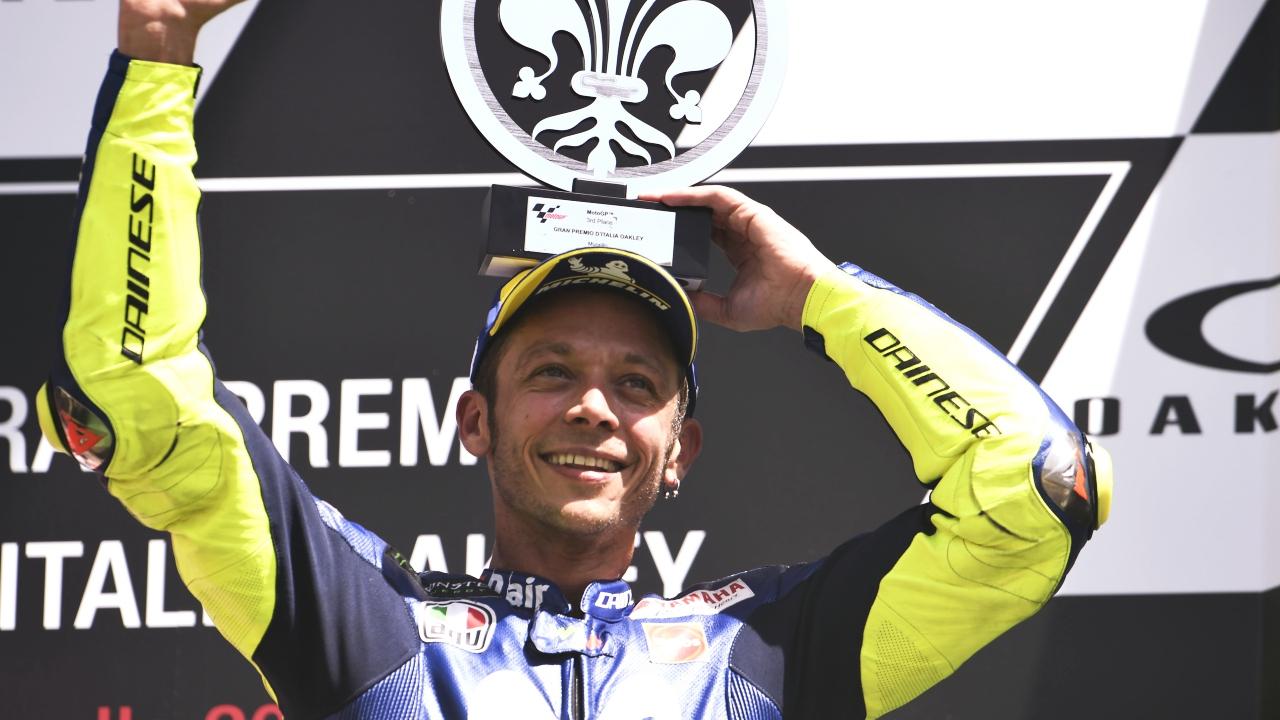 """Valentino Rossi: """"Si queremos luchar por el título, tenemos que ser más rápidos"""""""