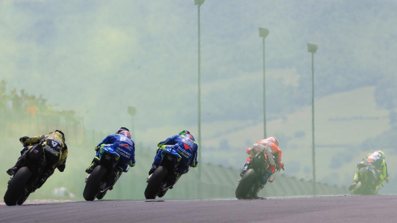 MotoGP 2018 - Píldoras Mugello: Una liebre, dos valores en alza y diez minutos eternos