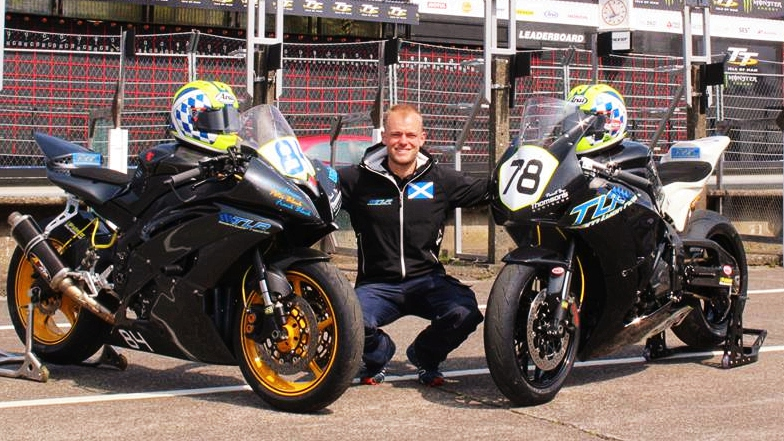 Adam Lyon fallece en la carrera de Supersport del TT de la Isla de Man