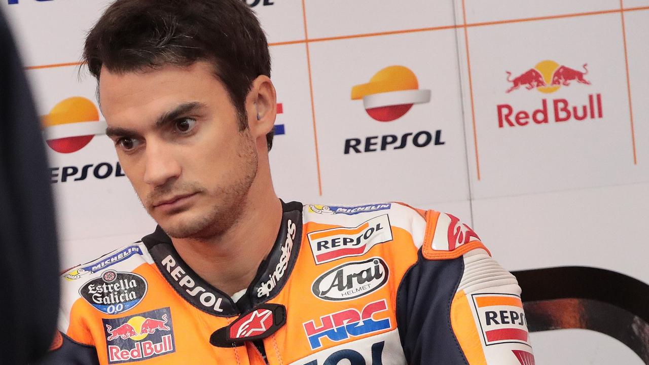 Honda confirma que Dani Pedrosa no seguirá en el equipo en MotoGP 2019