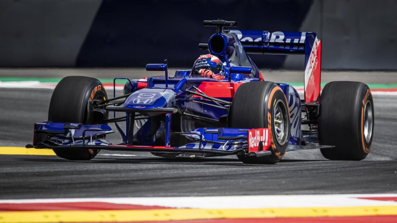 """Marc Márquez tras probar el Toro Rosso: """"Quizás la F1 sea una idea seria para mí"""""""