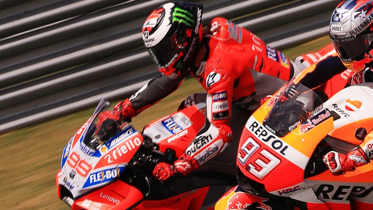 Jorge Lorenzo y Honda, una cuenta pendiente