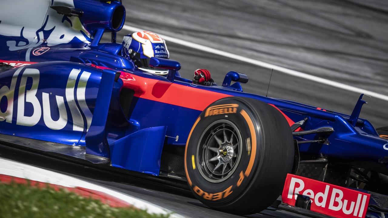 """Dani Pedrosa prueba un Fórmula 1: """"Es increíble, estoy súper sorprendido"""""""