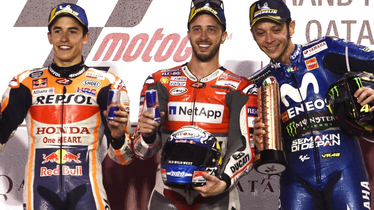 MotoGP 2018, el inicio más igualado de la historia