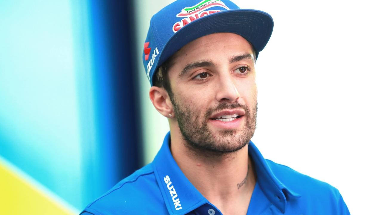 Andrea Iannone ficha por Aprilia para MotoGP 2019