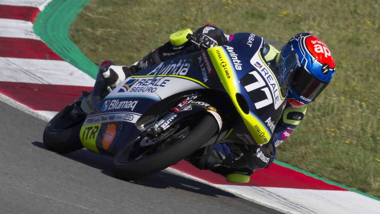 Andreas Pérez sufre lesiones cerebrales muy graves tras un accidente en Barcelona-Catalunya