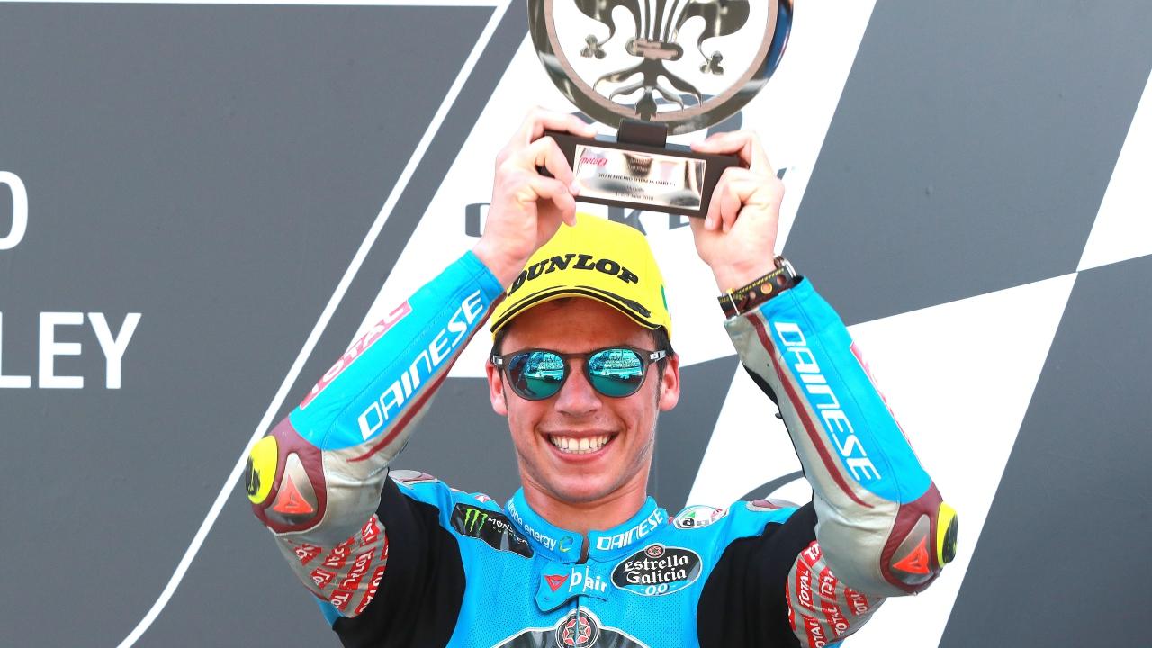 Joan Mir ficha por Suzuki para dar el salto a MotoGP en 2019