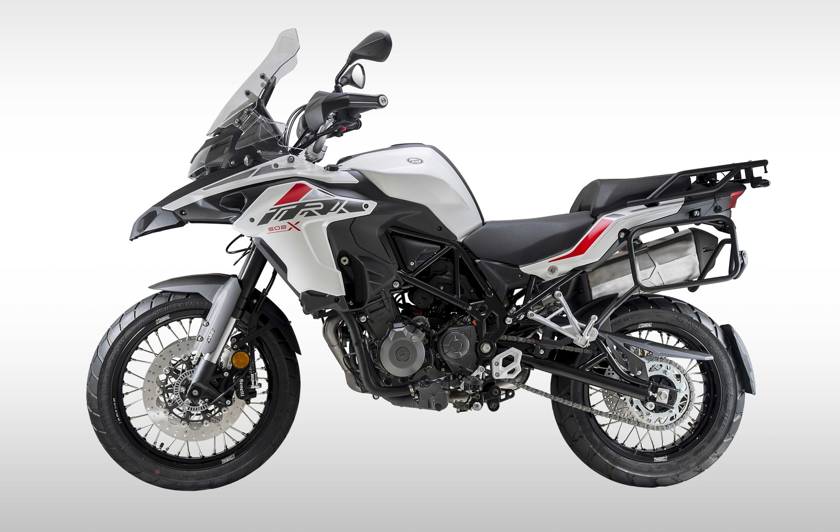 La Benelli TRK 502 X disponible a finales de junio