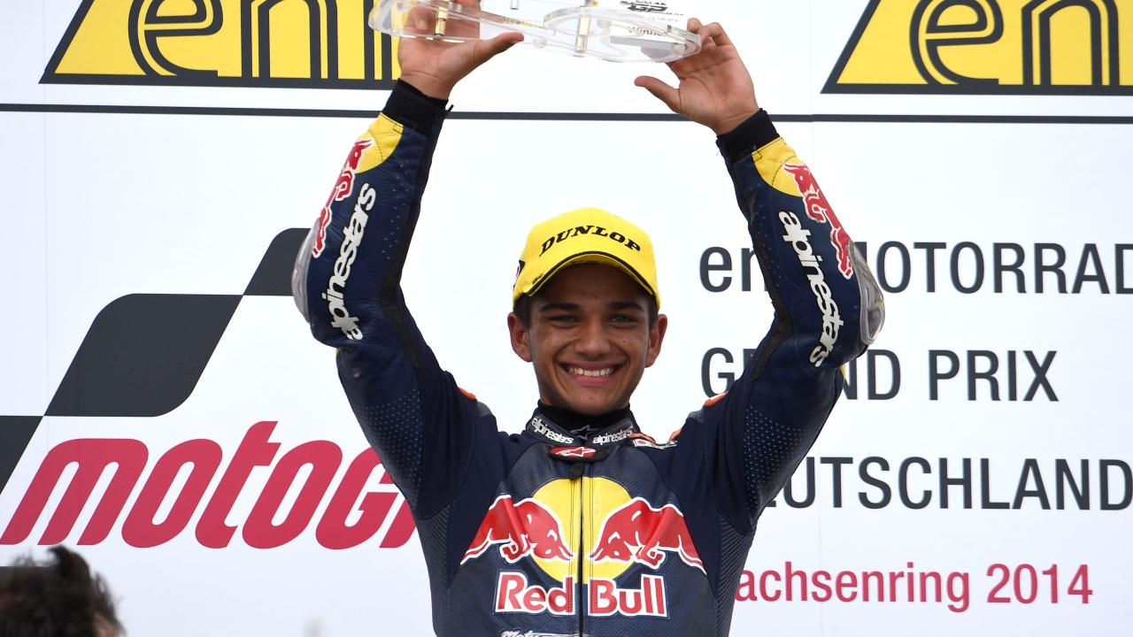 Jorge Martín ficha por KTM para dar el salto a Moto2 en 2019